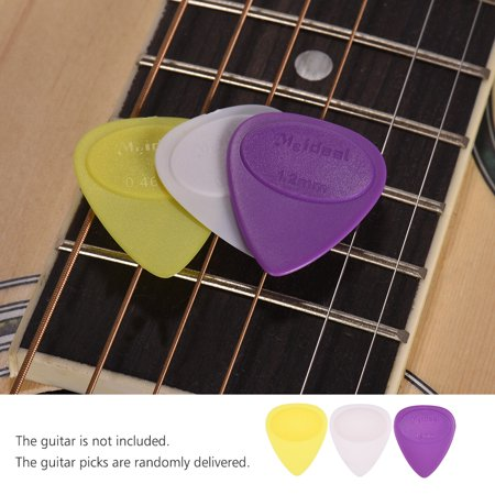 Guitar Accessory Set for Beginners with Clip-on LCD Digital Guitar Tuner Lightweight Guitar Capo 3pcs Guitar Picks Instrument Tool Kit - image 2 of 7