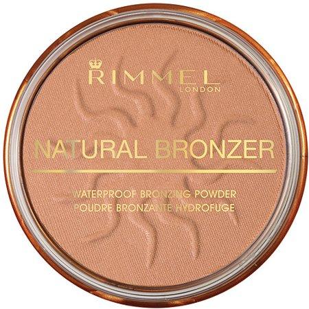 Natural Organic Bronzer