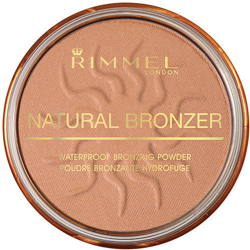 Rimmel Natural Bronzer, [020] Sunshine 0.49 oz