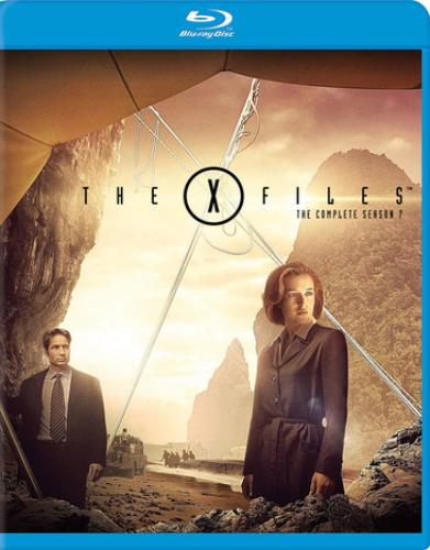 The X-Files: The Complete Seventh Season (Blu-ray) by Twentieth Century Fox