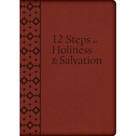 The 12 Steps to Holiness and Salvation (UltraSoft) (Road To Salvation)