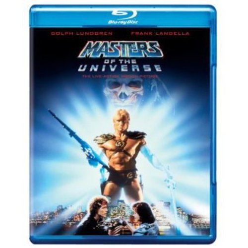 Masters Of The Universe: 25th Anniversary (Blu-Ray) (Widescreen)