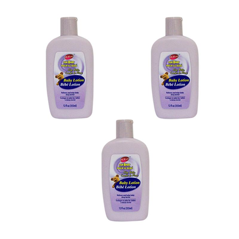Sleep Better Baby Lotion (355ml) (Pack of 3) By Purest - image 1 de 1