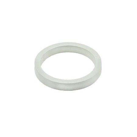 Headset Spacer, 1-1/8in x 5mm, White