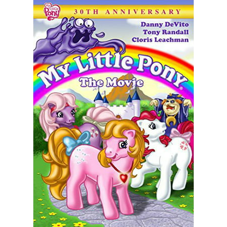 My Little Pony  The Movie 30Th Anniversary Edition