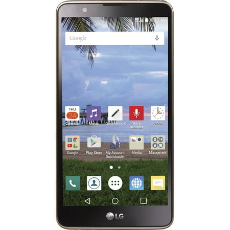 Total Wireless LG Stylo 2 4G LTE Prepaid Smartphone