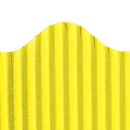 Yellow Border (CORRUGATED BORDER YELLOW )