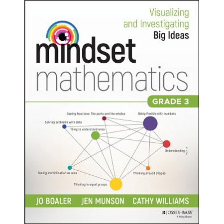 Mindset Mathematics: Visualizing and Investigating Big Ideas, Grade 3 - Halloween Math Center Ideas
