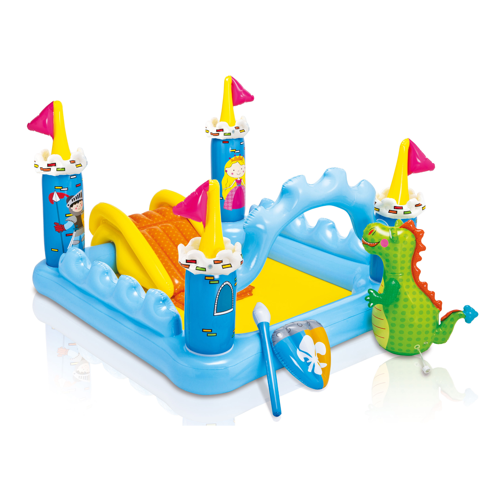 Intex - Fantasy Castle Pool and Play Center