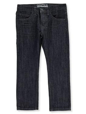 Nautica Little Boys' Toddler Skinny Jeans (Sizes 2T - 4T) - squadron black, 2t