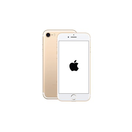 Refurbished Apple iPhone 7 128GB, Gold - Unlocked GSM ()