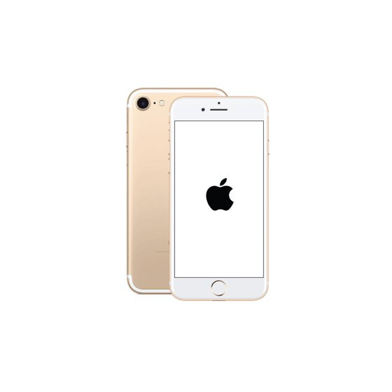 Refurbished Apple iPhone 7 128GB, Gold - Unlocked GSM