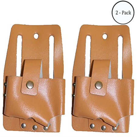 Measuring Tape Leather Belt Holder, 8
