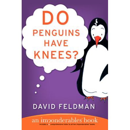 DO PENGUINS HAVE KNEES? - Audiobook