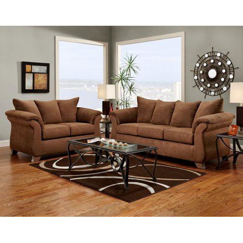 Red Barrel Studio Norris 2 Piece Living Room Set