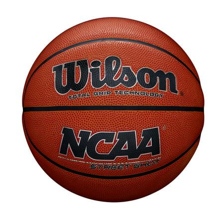 Wilson NCAA Street Shot Basketball, Official - 29.5