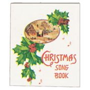 Dollhouse Christmas Song Book