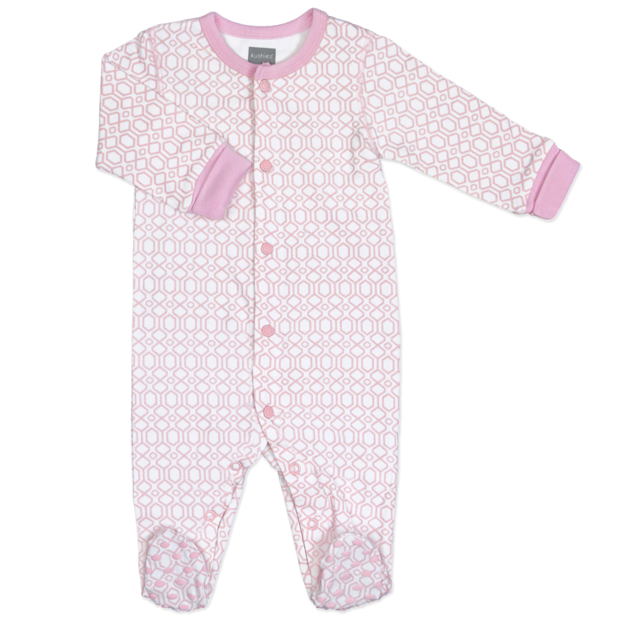 LITTLE WONDER Toddler Boy girl NEWBORN up to 8 LB  Footed Pajamas SLEEPER