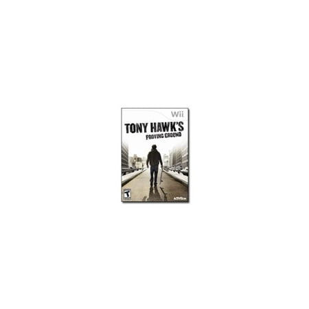 Tony Hawk's Proving Ground - Wii (Cheat Codes For Tony Hawk Proving Ground Ps2)