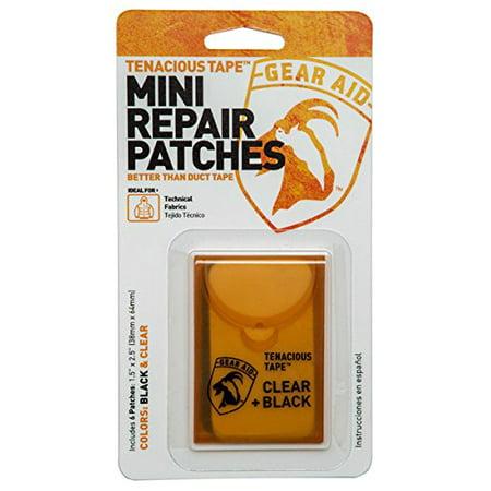 - Gear Aid Tenacious Tape Mini Repair Patches