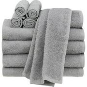 Mainstays Value Terry Cotton Bath Towel Set - 10 Piece Set, Tan