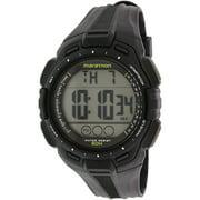 Timex Men's Marathon TW5K94800 Black Rubber Analog Quartz Sport Watch