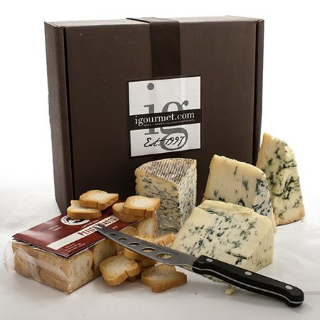 Blue Cheese Assortment in Gift Box