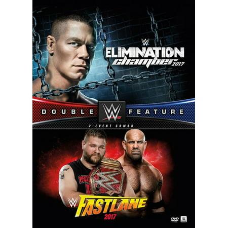 WWE: Elimination Chamber / Fastlane 2017 (DVD) (Best Elimination Chamber Matches)
