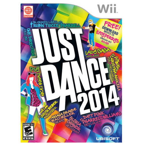 Just Dance 2014 (Wii) - Pre-Owned