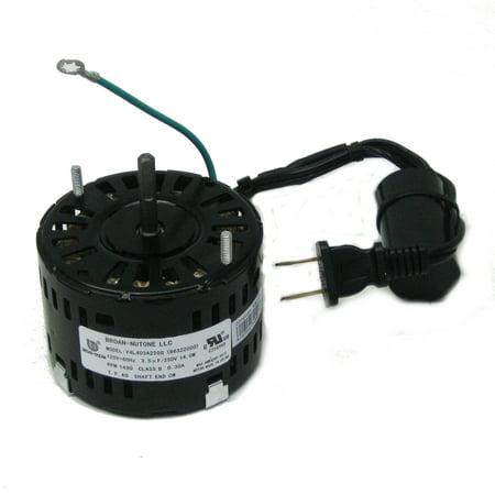 86322000 Genuine Nutone Vent Bathroom Fan Ventilator Motor JA2C394