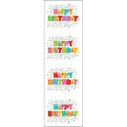 Mrs. Grossman's Stickers-Happy Birthday