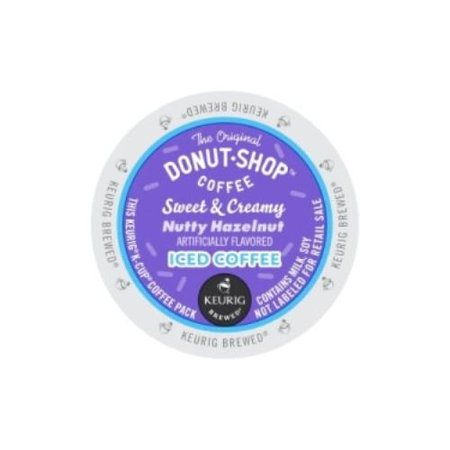 099555066043 upc keurig donut shop nutty hazelnut iced for 1901 s meyers oakbrook terrace il