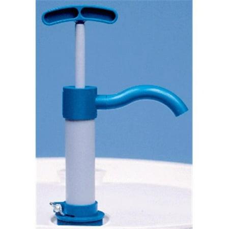Action Pump 505 8 oz PVC Drum Pump With Discharge Spout