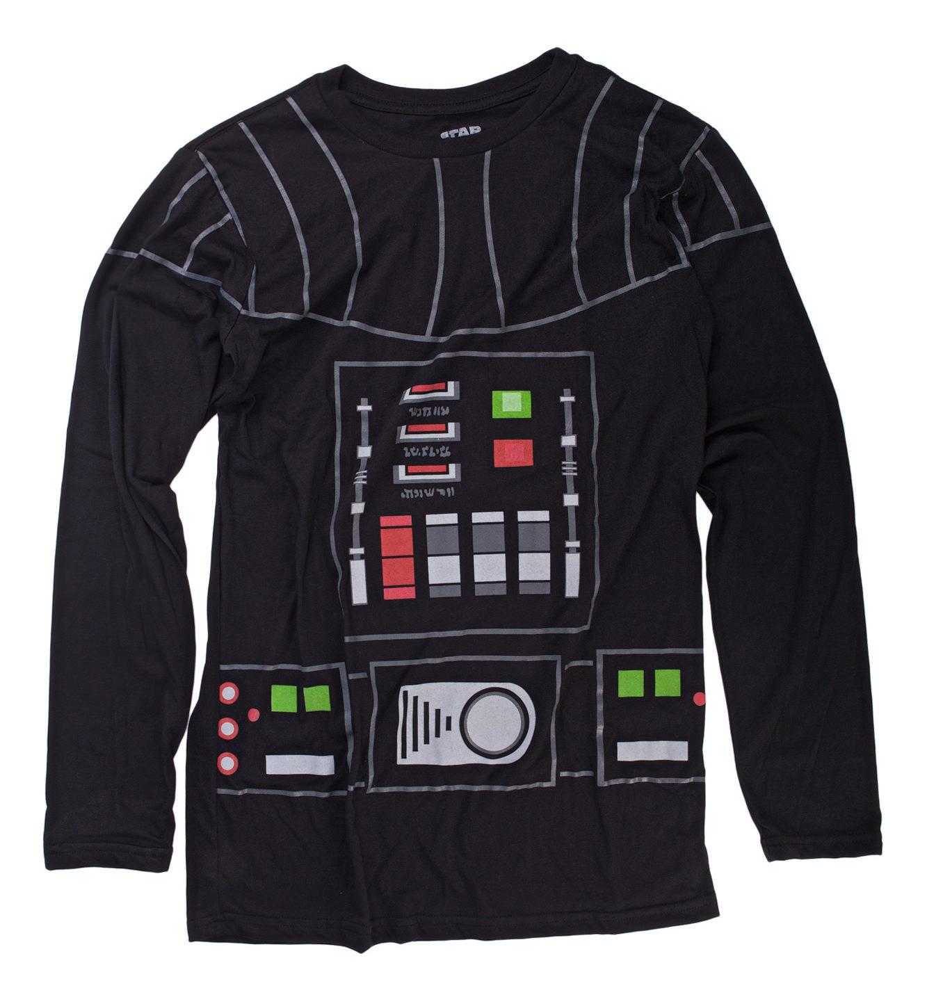 Star Wars I Am Darth Vader Lightweight Long Sleeve Costume T-Shirt | M
