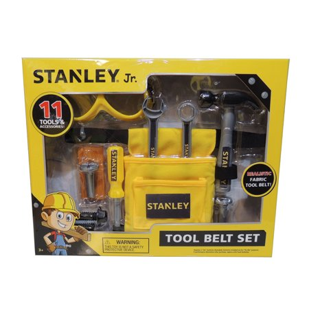 Stanley Jr. Tool Belt Set