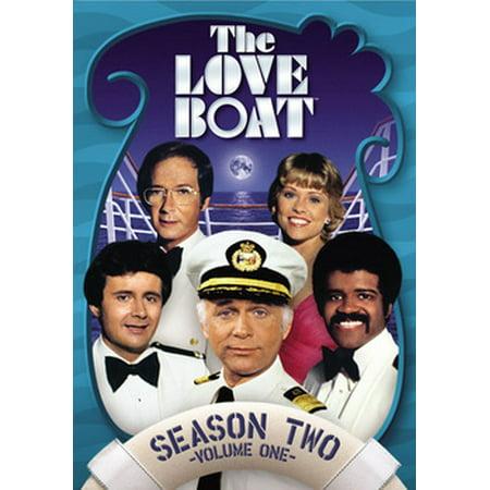 The Love Boat: Season 2, Volume 1 (DVD)