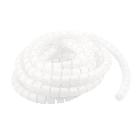 3 Meter Wire Splice - Unique Bargains 3 Meter 10ft Wire Tidy Management Hide Band Cable Organizer Wrap 15mm Inner Dia