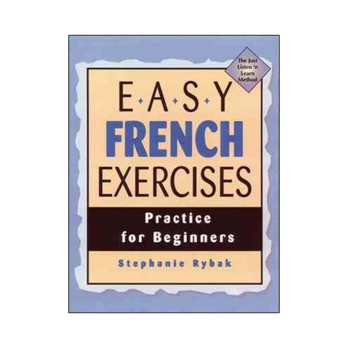 Easy French Exercises: Practice for Beginners
