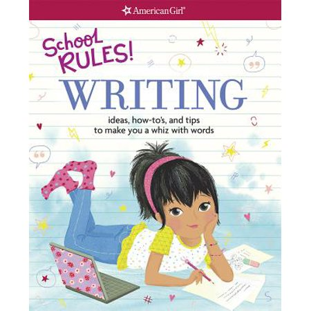 School Rules! Writing : Ideas, How-To's, and Tips to Make You a Whiz with Words (Made Up Halloween Words)