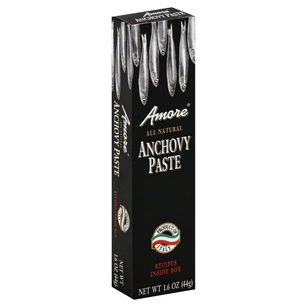 Amore Paste - Anchovy, 1.58 Ounce