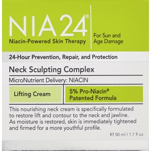 NIA24 Nia 24 Neck Sculpting Complex - 1.7 oz | 50 ml New Fresh - Authentic