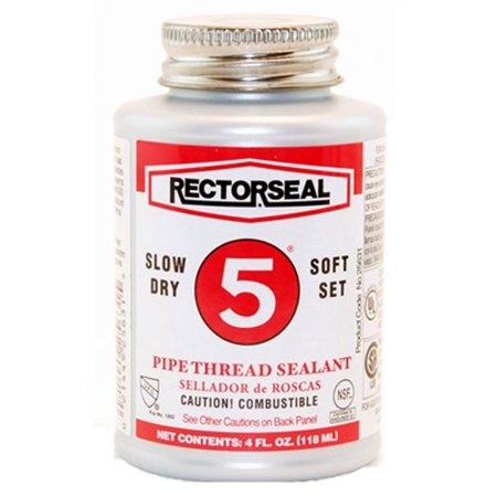RECTORSEAL CORPORATION 23631 4OZ T Plus THRD