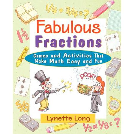 Fabulous Fractions : Games and Activities That Make Math Easy and Fun](Halloween Maths Games)
