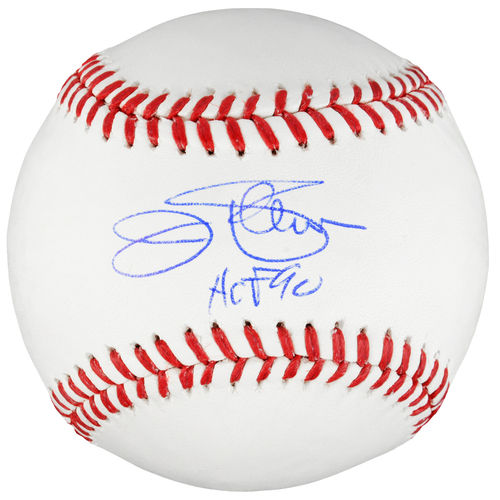Jim Palmer Baltimore Orioles Autographed Baseball with HOF '90 Inscription