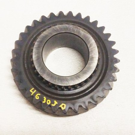 Shaft 4th Gear - Pinion Shaft Gear, 4th & 7th, Used, John Deere, R43019