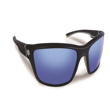 Flying Fisherman Cove Navy w/Smoke Blue Mirror (Most Popular Sunglasses For Men)