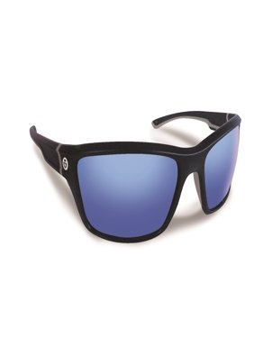 a87285fe819c Product Image Flying Fisherman Cove Navy w/Smoke Blue Mirror Sunglasses