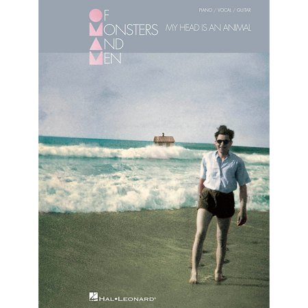 Hal Leonard Of Monsters And Men - My Head Is An Animal for