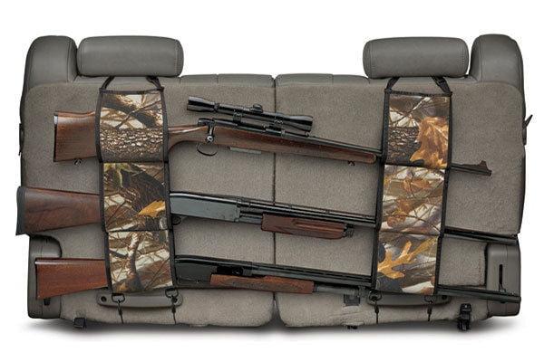 Back Seat Gun Holder Shotgun Truck Rack Vehicle Rack Car Hunting Rifle MAPLE by