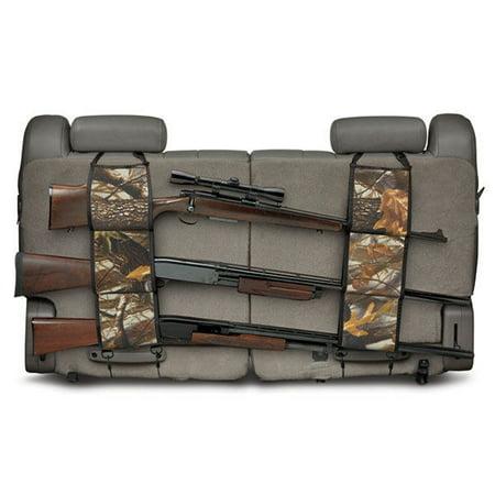 Back Seat Gun Holder Shotgun Truck Rack Vehicle Rack Car Hunting Rifle MAPLE thumbnail
